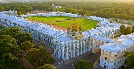 Pažintinė kelionė. Baltųjų naktų miestas - Sankt Peterburgas 3