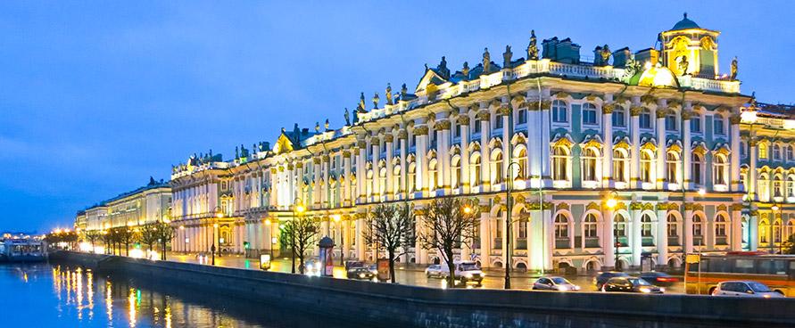 Pažintinė kelionė. Baltųjų naktų miestas - Sankt Peterburgas
