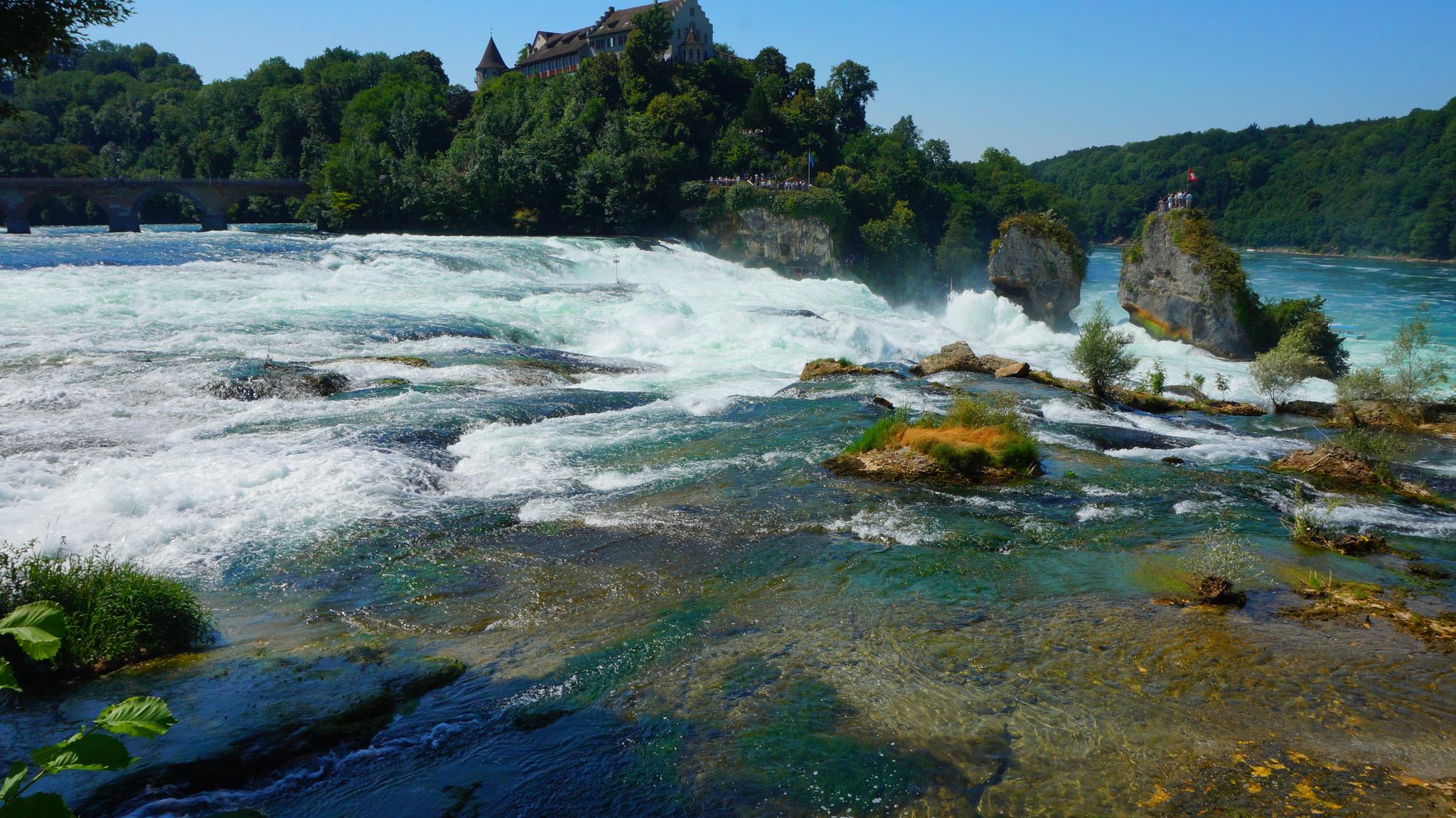 Pažintinė kelionė. Šveicarijos gamta ir kriokliai 2