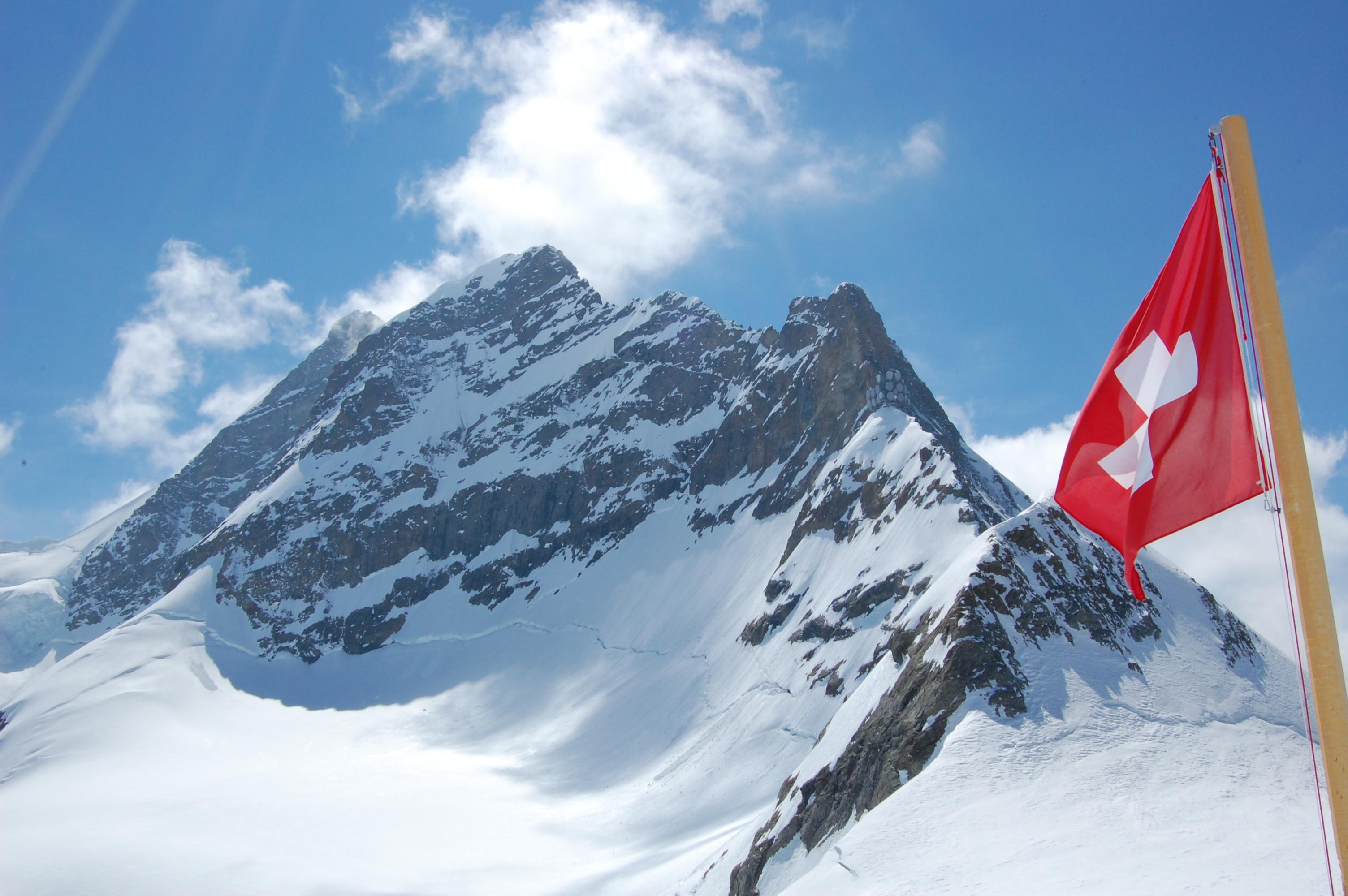 Pažintinė kelionė. Šveicarijos gamta ir kriokliai 3