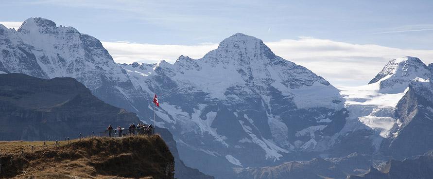 Pažintinė kelionė. Šveicarijos gamta ir kriokliai