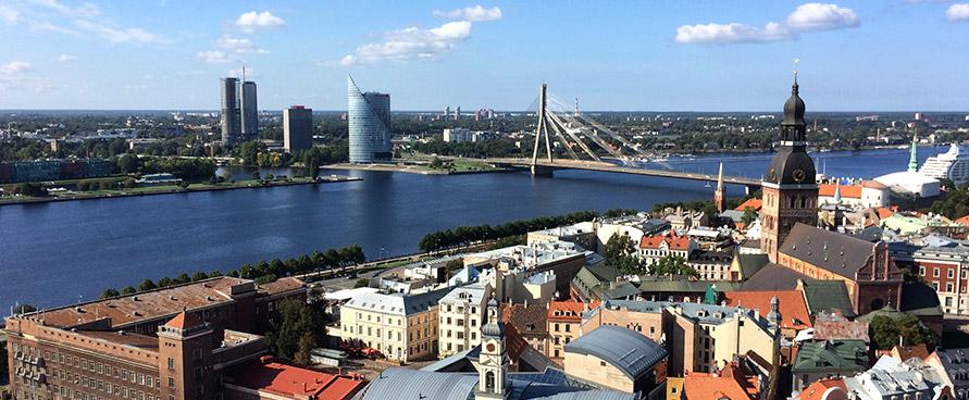 Pažintinė kelionė į Latviją. Viduramžiškas Jaunpilis, Latvijos sostinė bei Jūrmalos kurortas 2