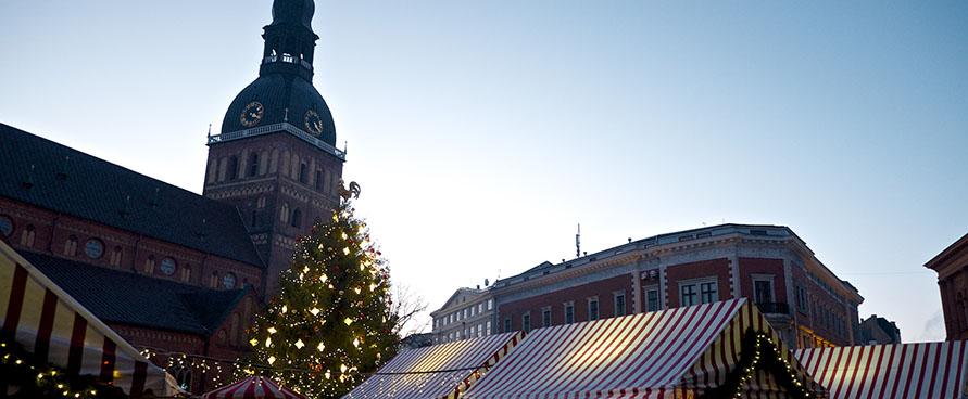 Kalėdinė Ryga - pažintinė kelionė į Latviją