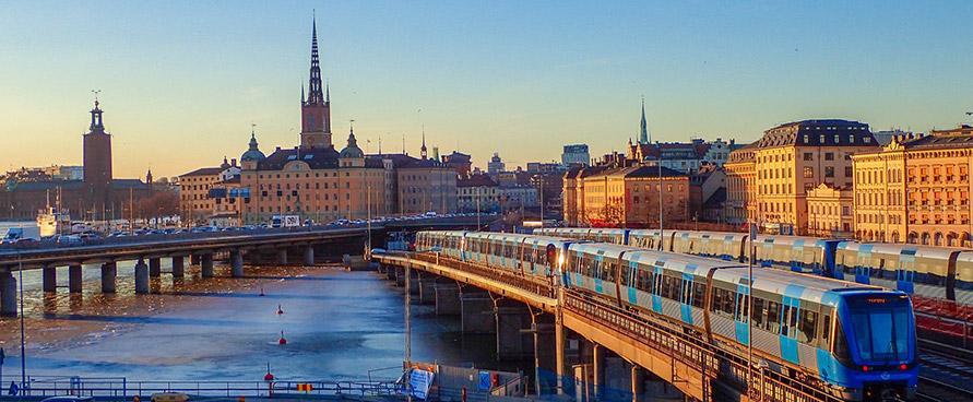 Ryga – Stokholmas – Rundalė -pažintinė kelionė į Latviją ir Švediją