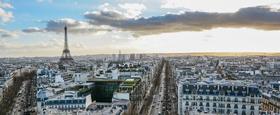 Liuksemburgas - Paryzius – Versalis – Kolmaras