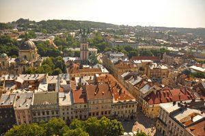 Lvovas prieš Kalėdas – pažintinė kelionė į Ukrainą
